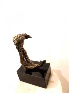 Salvador Dal Salvador Dali Victory Angel Original Bronze Sculpture - 1049839