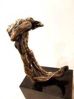 Salvador Dal Salvador Dali Victory Angel Original Bronze Sculpture - 1049840