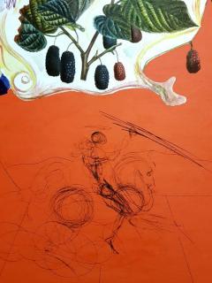 Salvador Dal Salvador Dali Wild Blackberries Original Hand Signed Lithograph - 1049732