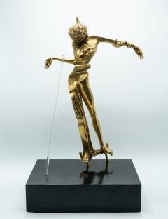 Salvador Dal Venus a La Tete De Roses Bonze Sculpture by Dali - 1116863