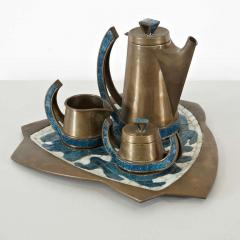 Salvador Teran 1960s Salvador Teran Coffee Set - 811852