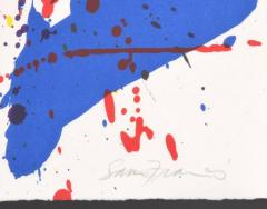Sam Francis Large Sam Francis Lithograph Signed Limited Edition - 150849