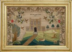 Sampler by Ann Evans England 1845 - 667869