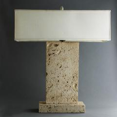 Samuel A Marx Samuel Marx Table Lamp from the Alfred Koolish Residence Bel Air - 369349