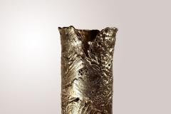 Samuel Costantini Autumn Hand Sculpted Vase by Samuel Costantini - 1160318