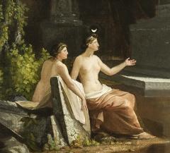 Samuel Finley Breese Morse Diana at the Fountain - 692984