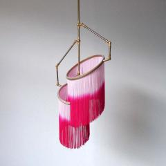 Sander Bottinga Pink Charme Pendant Lamp Sander Bottinga - 1282082