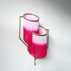 Sander Bottinga Pink Charme Sconce Lamp Sander Bottinga - 1282182