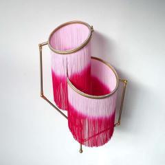 Sander Bottinga Pink Charme Sconce Lamp Sander Bottinga - 1282184
