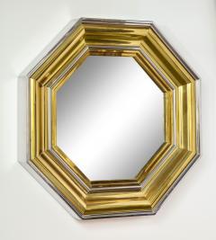 Sandro Petti Large Octagonal Mirror - 1083030