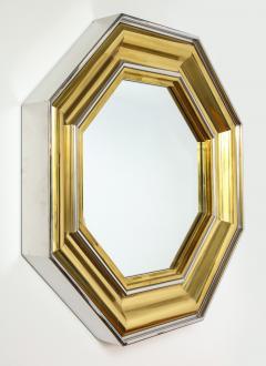 Sandro Petti Large Octagonal Mirror - 1083031