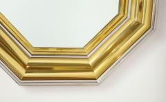 Sandro Petti Large Octagonal Mirror - 1083032