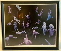 Sandy Skoglund Edition Photo Lithograph by Sandy Skoglund Maybe Babies Signed Numbered - 1282988