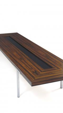 Santos Rosewood Coffee Table - Santos coffee table