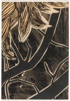 Sara Skaaning Framed Oil Painting on Board by Sara Skaaning - 1945487