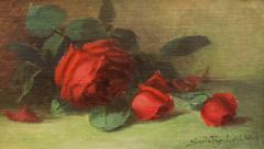 Sarah E Bender De Wolfe Roses - 113470