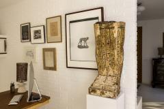 Sarcophagus 722 332 A C Egypt - 1306884