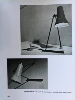 Sarfati Stilnovo 1950s Stilnovo Wall or Table Lamp - 1168817