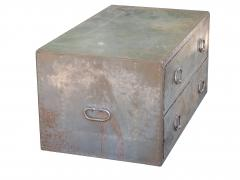 Sarried Chest in Rare Silver Patina - 1698999