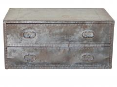 Sarried Chest in Rare Silver Patina - 1699000