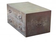 Sarried Chest in Rare Silver Patina - 1699001