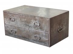 Sarried Chest in Rare Silver Patina - 1699002