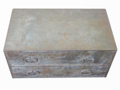 Sarried Chest in Rare Silver Patina - 1699045