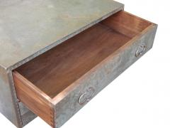 Sarried Chest in Rare Silver Patina - 1699047