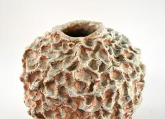 Satoru Hoshino Japanese Contemporary Stoneware Glazed Vase by Satoru Hoshino - 1236467