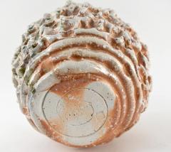 Satoru Hoshino Japanese Contemporary Stoneware Glazed Vase by Satoru Hoshino - 1236468