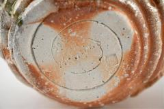 Satoru Hoshino Japanese Contemporary Stoneware Glazed Vase by Satoru Hoshino - 1236473
