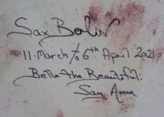 Sax Berlin Bella The Beautiful Say Amen - 2073542