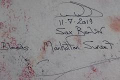 Sax Berlin Bloods Mahhattan Sunset - 1693926