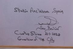 Sax Berlin Curtis Sliwa Guardian Of The City - 1260503