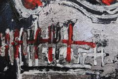Sax Berlin Red Skull - 1820458