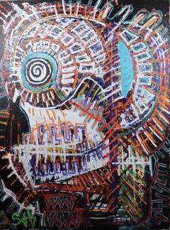 Sax Berlin Skull Mortality - 1759260
