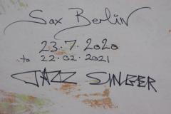 Sax Berlin The Jazz Singer - 1860198