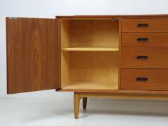 Scandinavain Modern Teak Oak Cabinet Designed by Arne Vodder - 2007996