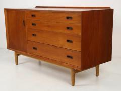Scandinavain Modern Teak Oak Cabinet Designed by Arne Vodder - 2007997