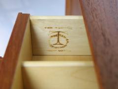 Scandinavain Modern Teak Oak Cabinet Designed by Arne Vodder - 2007998