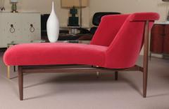 Scandinavian Mid Century Chaise Lounge in the Style of Nanna Ditzel - 1110628