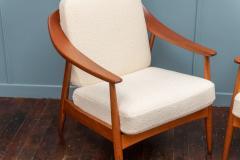 Scandinavian Modern Lounge Chairs - 1059744