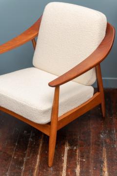 Scandinavian Modern Lounge Chairs - 1059745