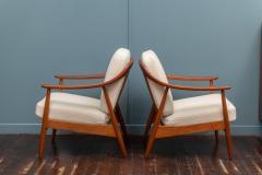 Scandinavian Modern Lounge Chairs - 1059747