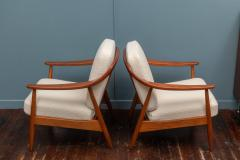 Scandinavian Modern Lounge Chairs - 1059748