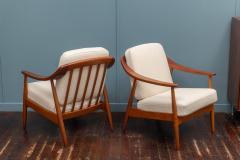 Scandinavian Modern Lounge Chairs - 1059753
