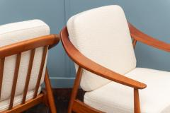 Scandinavian Modern Lounge Chairs - 1059754