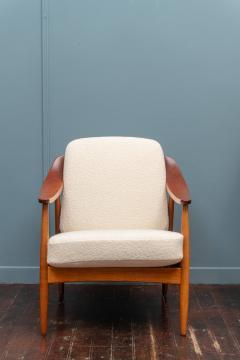 Scandinavian Modern Lounge Chairs - 1059755