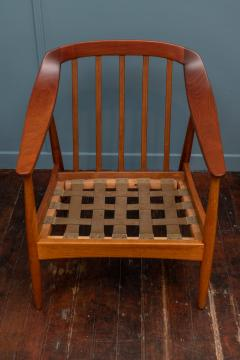 Scandinavian Modern Lounge Chairs - 1059756