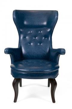 Scandinavian Modern Style Fritz Wingback Armchair - 1108102